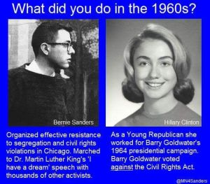 Hillary civil rights